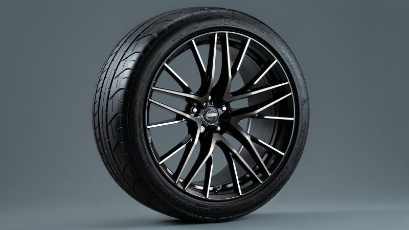 Nissan GT-R forged aluminum alloy wheels