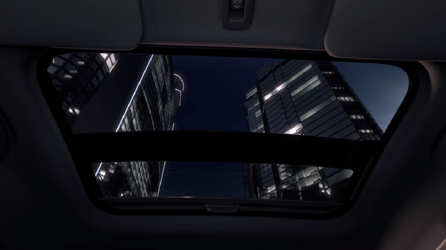 Compact & mini SUV design - Power panoramic sunroof | Nissan Juke