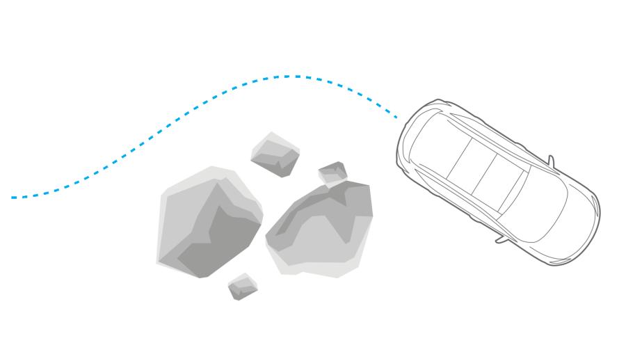 Nissan JUKE— безопасность— система динамического изменения настроек автомобиля