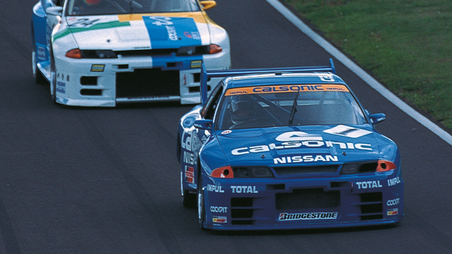 Nissan | NISMO | Nissan race cars on the track