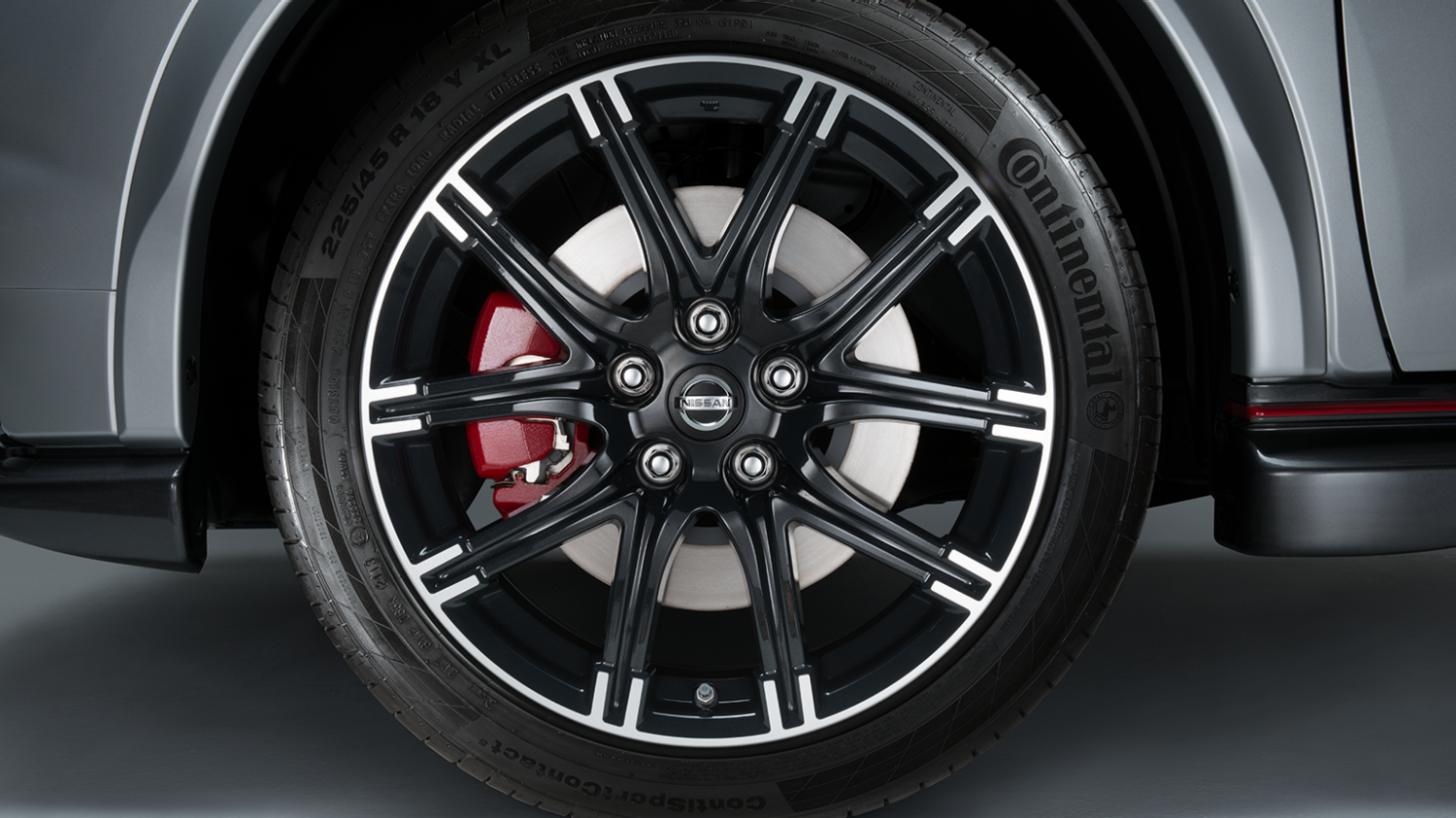 NISMO | Nissan Juke | High performance wheels and tyres