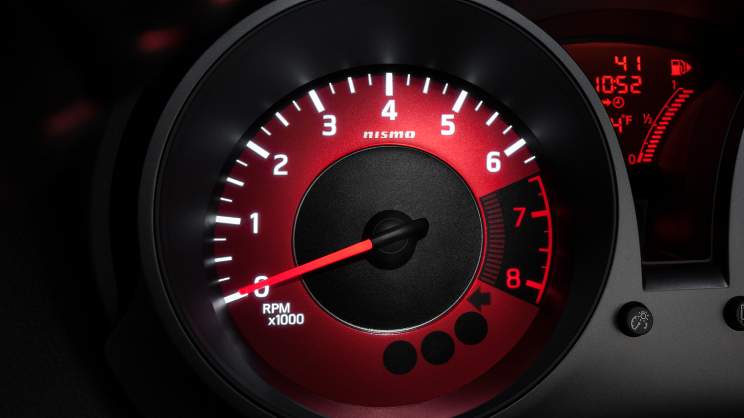 NISMO | Nissan Juke | Rev counter