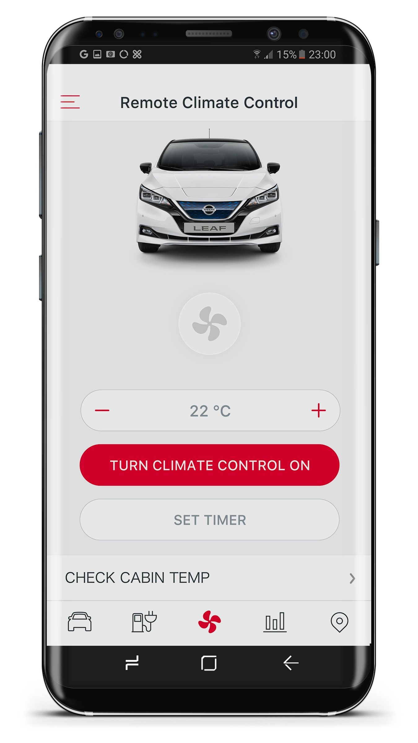 NissanConnect telematics