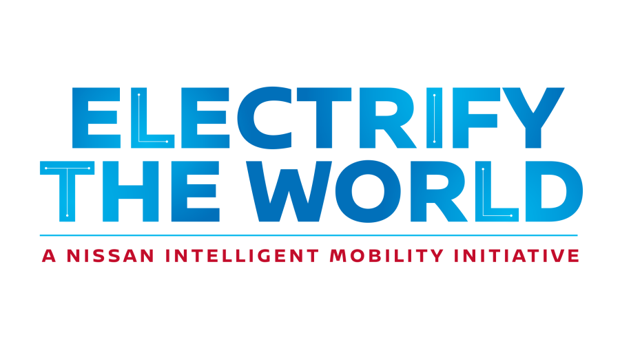 "Logotipo ""Electrify the World"""