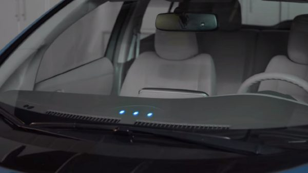Charging Indicator lights