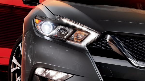 Headlamp Detail