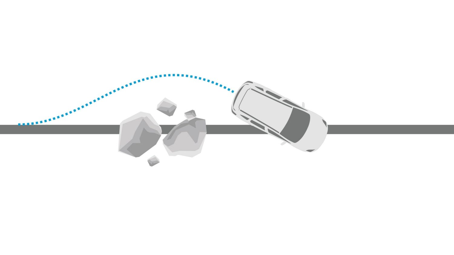 Vehicle Dynamic Control Illustration