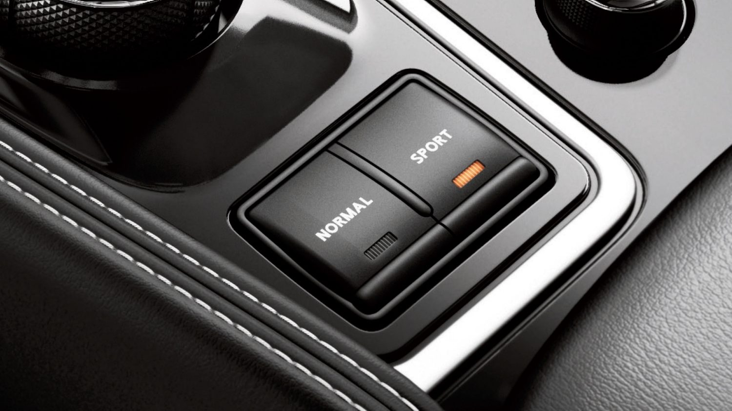 Drive Mode Selector Detail