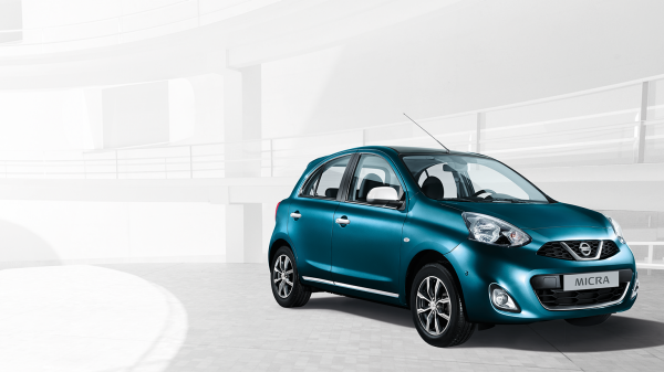 Nissan Micra - Personalise - Colour