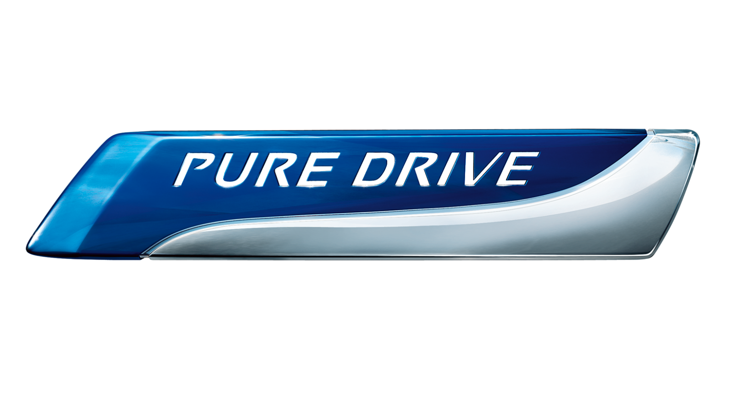 Nissan Micra - Pure Drive badge
