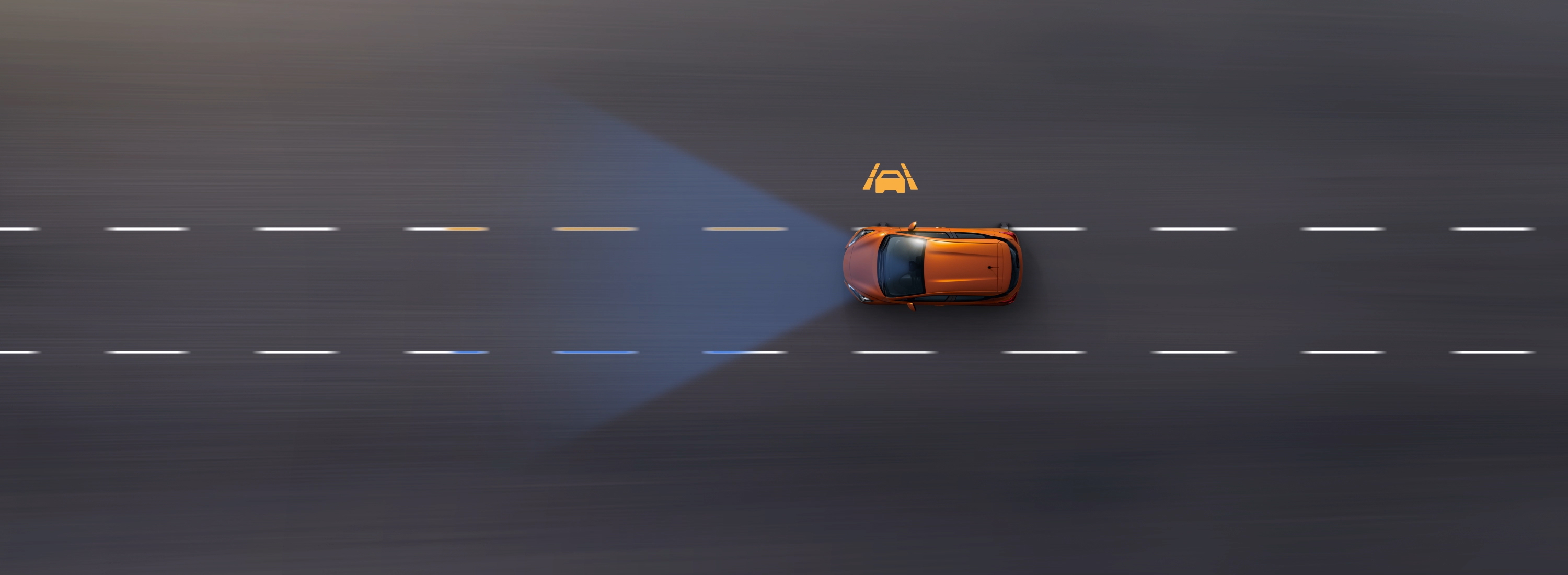 Nissan Micra Intelligent Lane Intervention