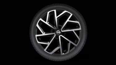 Nissan Micra Sculpted Alloy Wheel