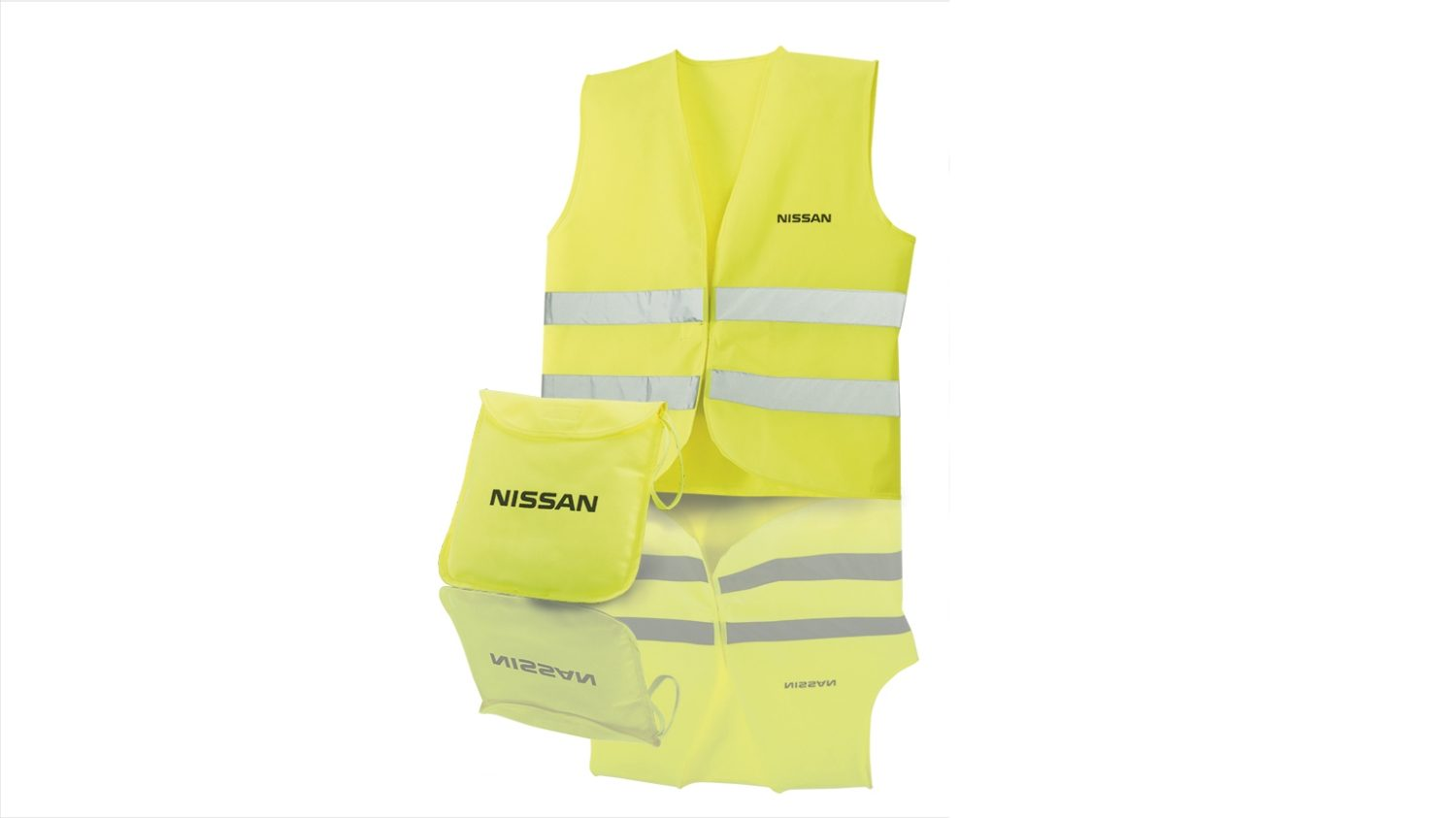 Nissan Micra Safety Jacket