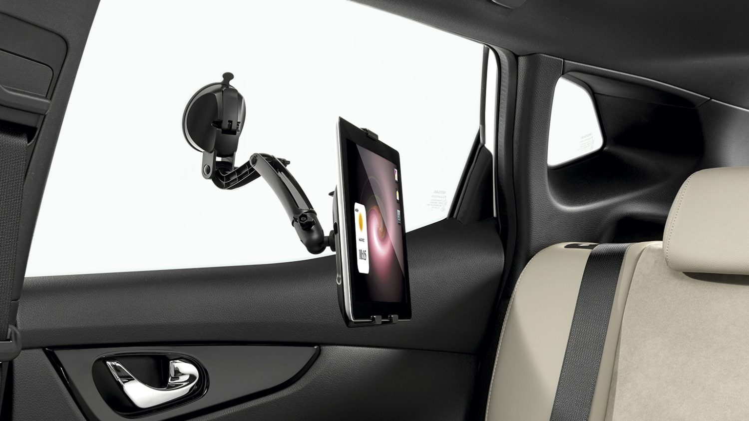 Nissan Micra Tablet Holder Suction Mount