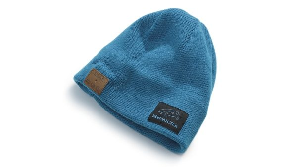 Gorro com bluetooth do Nissan MICRA