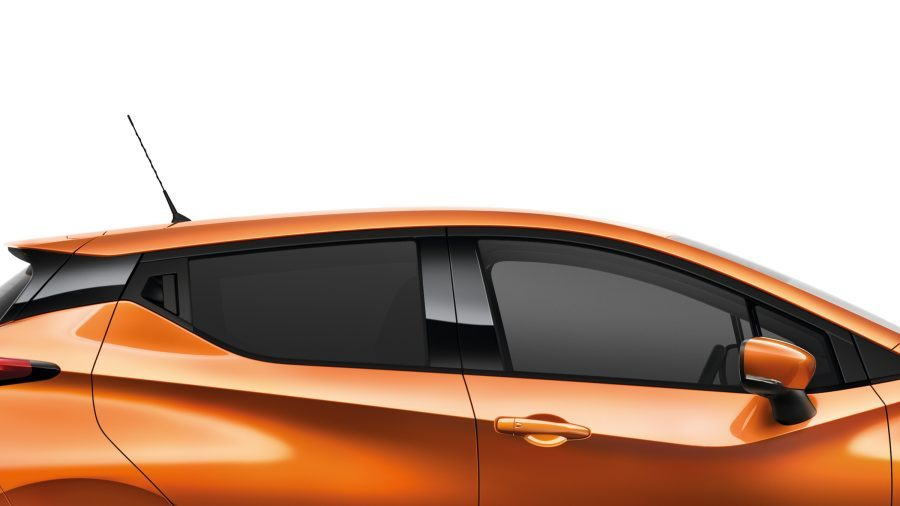 FLOATING ROOF AND ROOF SPOILER FPO
