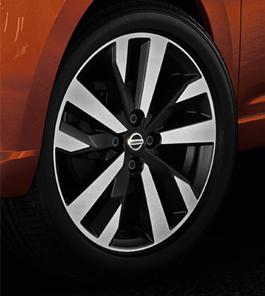 "Nissan Micra 17"" Alloy Wheels"