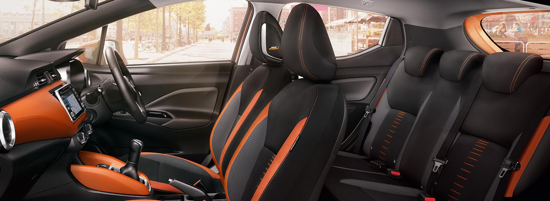 Design | New Nissan MICRA | Interior & Exterior | Nissan