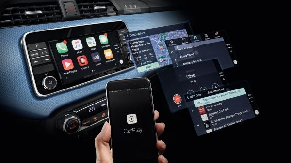 MICRA CARPLAY