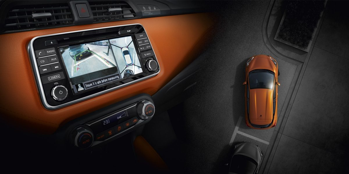 The all-new Nissan Micra Bose Personal audio system