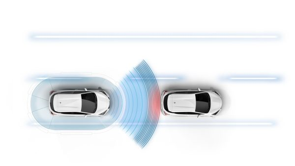 Micra Technology Intelligent Emergency Braking