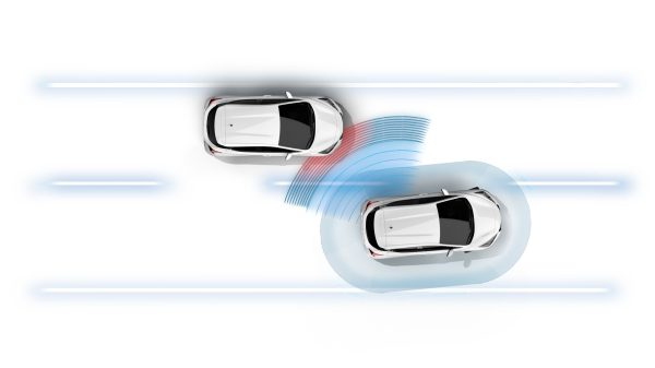 Micra Technology Intelligent Blind-Spot Intervention