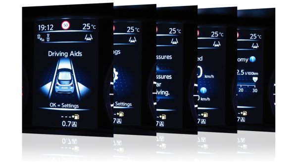 Micra ADAD Screens