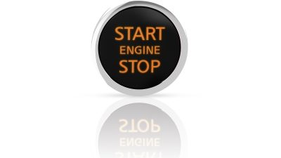 Nissan MICRA stop/start-systeem