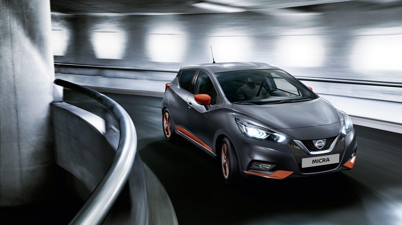 Nissan Micra - City car - Small car | Nissan