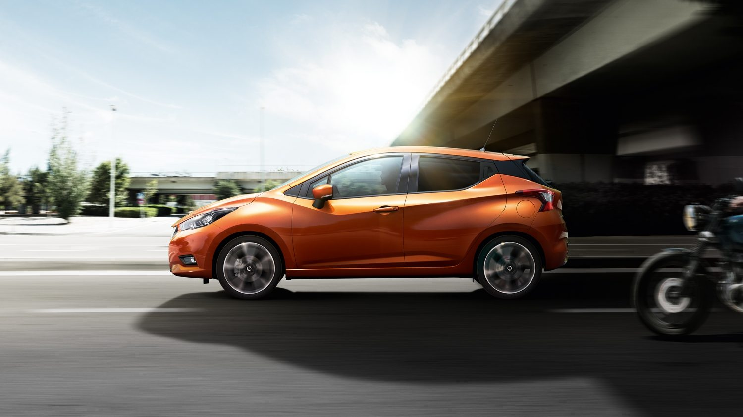 Micra Intelligent Mobility