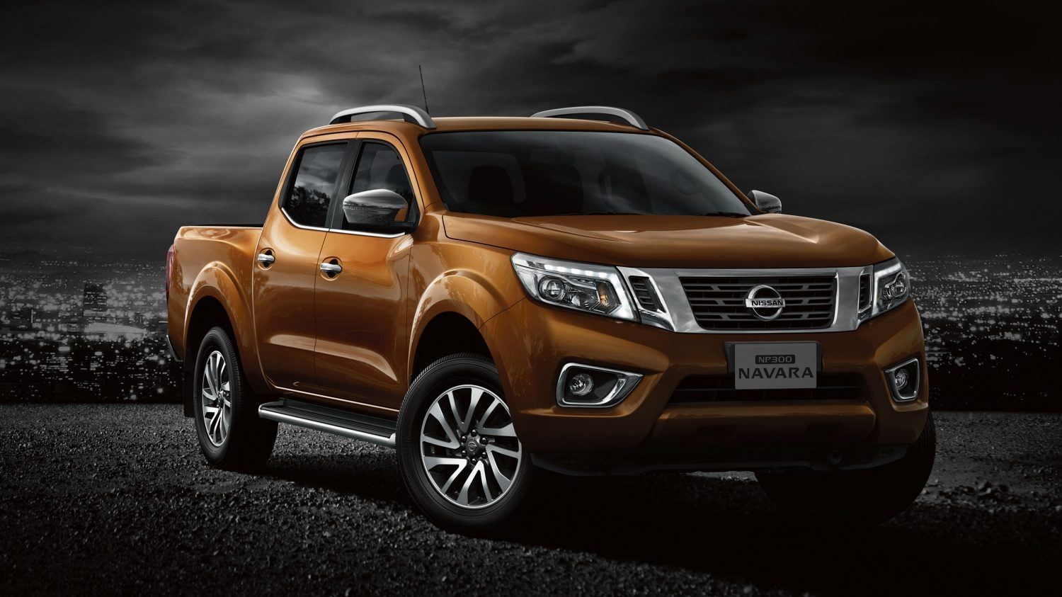 Nissan NP300 Navara - The next generation of 4x4 pick-up