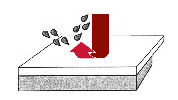 Spray-on Bedliner Illustration