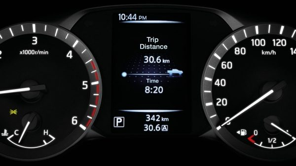 DRIVE-ASSIST™ DISPLAY