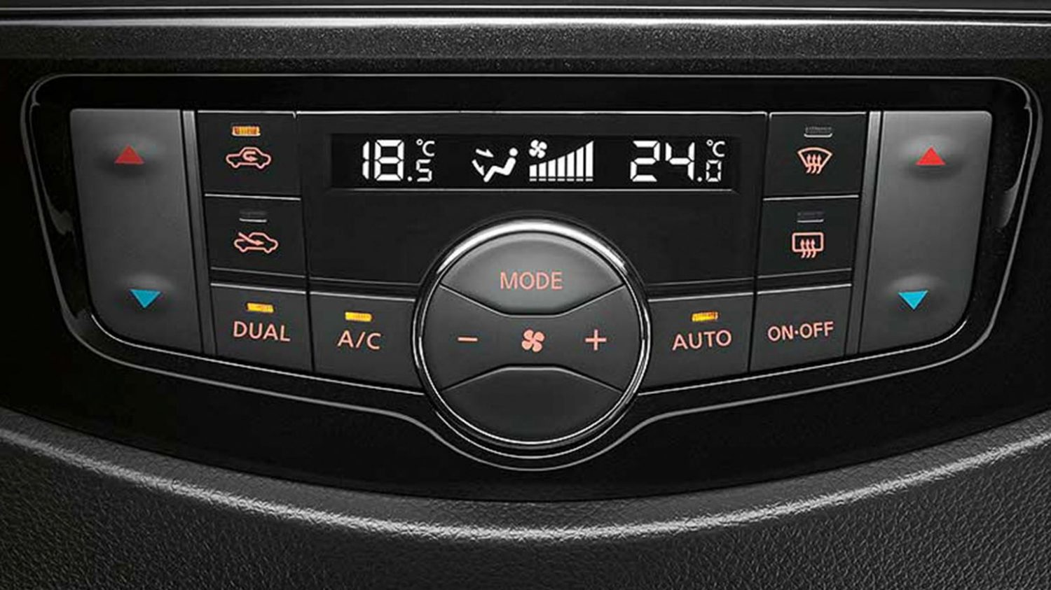 Climate Control System Detail