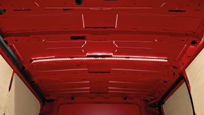 Nissan NV300 - Led ramp
