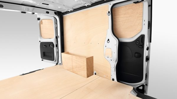 Nissan NV300 - Heavy duty side panels