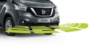 Nissan NV300 - Front parking system