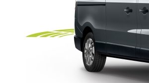 Nissan NV300 - Rear parking system