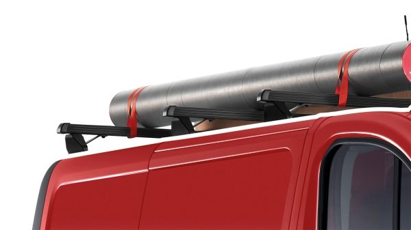 Nissan NV300 - Aluminium roof bars
