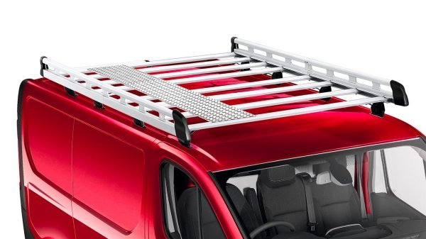 Nissan NV300 - Aluminium roof rack