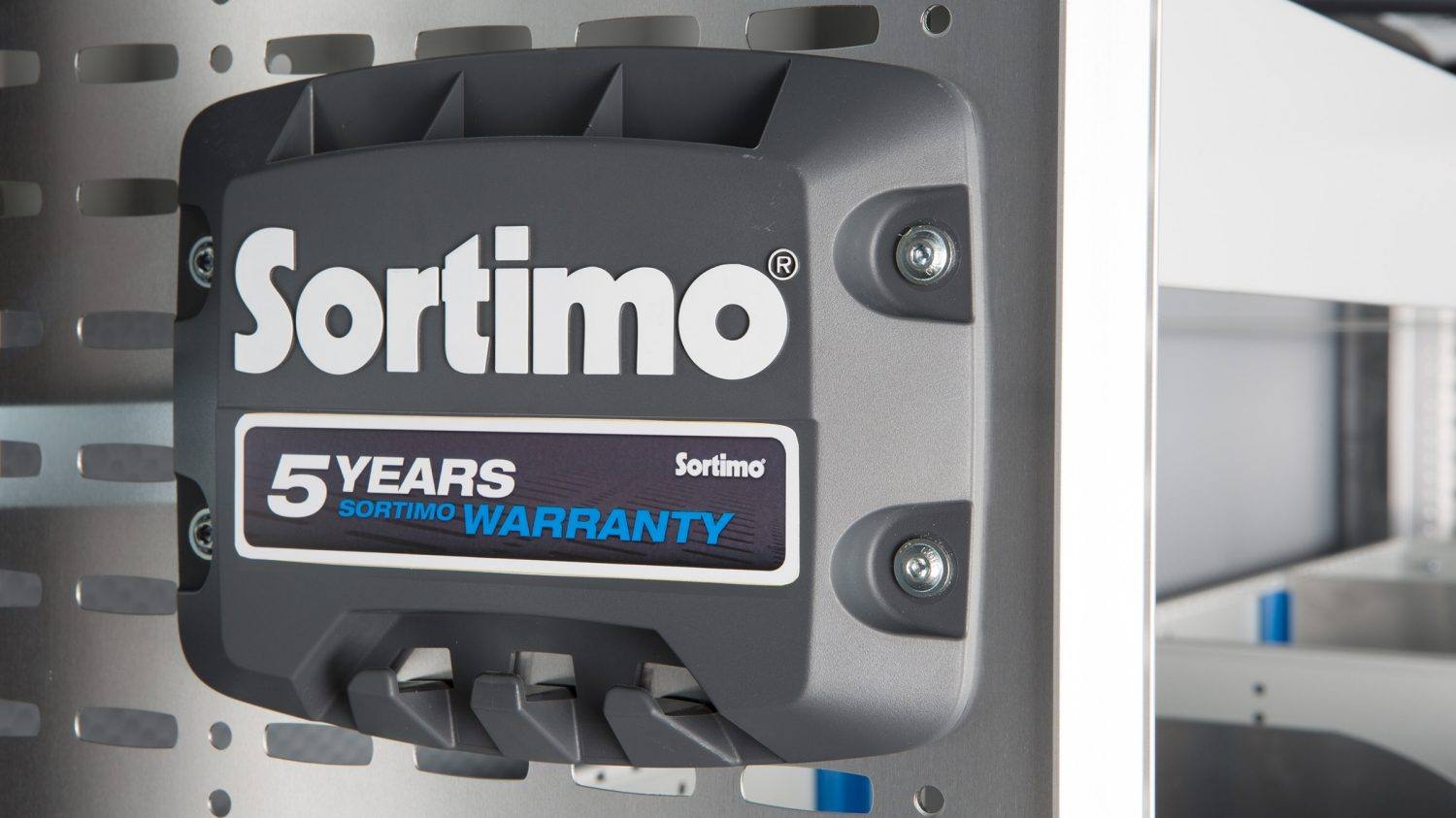 NV300 CONVERSIONS - SORTIMO 5 YEAR WARRANTY