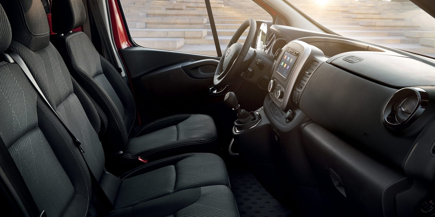 Nissan NV300 Interior