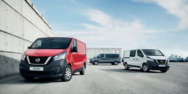 Various NV200 van conversions