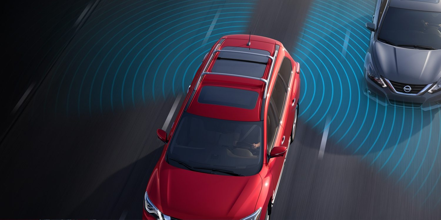 Nissan Pathfinder Intelligent Mobility Features Amp Technology