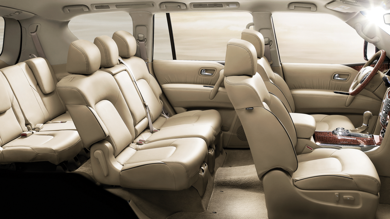 2019 Nissan PATROL Design - Interior & Exterior Design