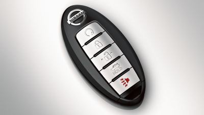 Nissan Intelligent Key of 2020 PATROL