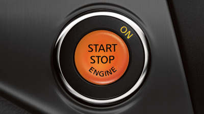 Engine Button in 2020 NISSAN PATROL