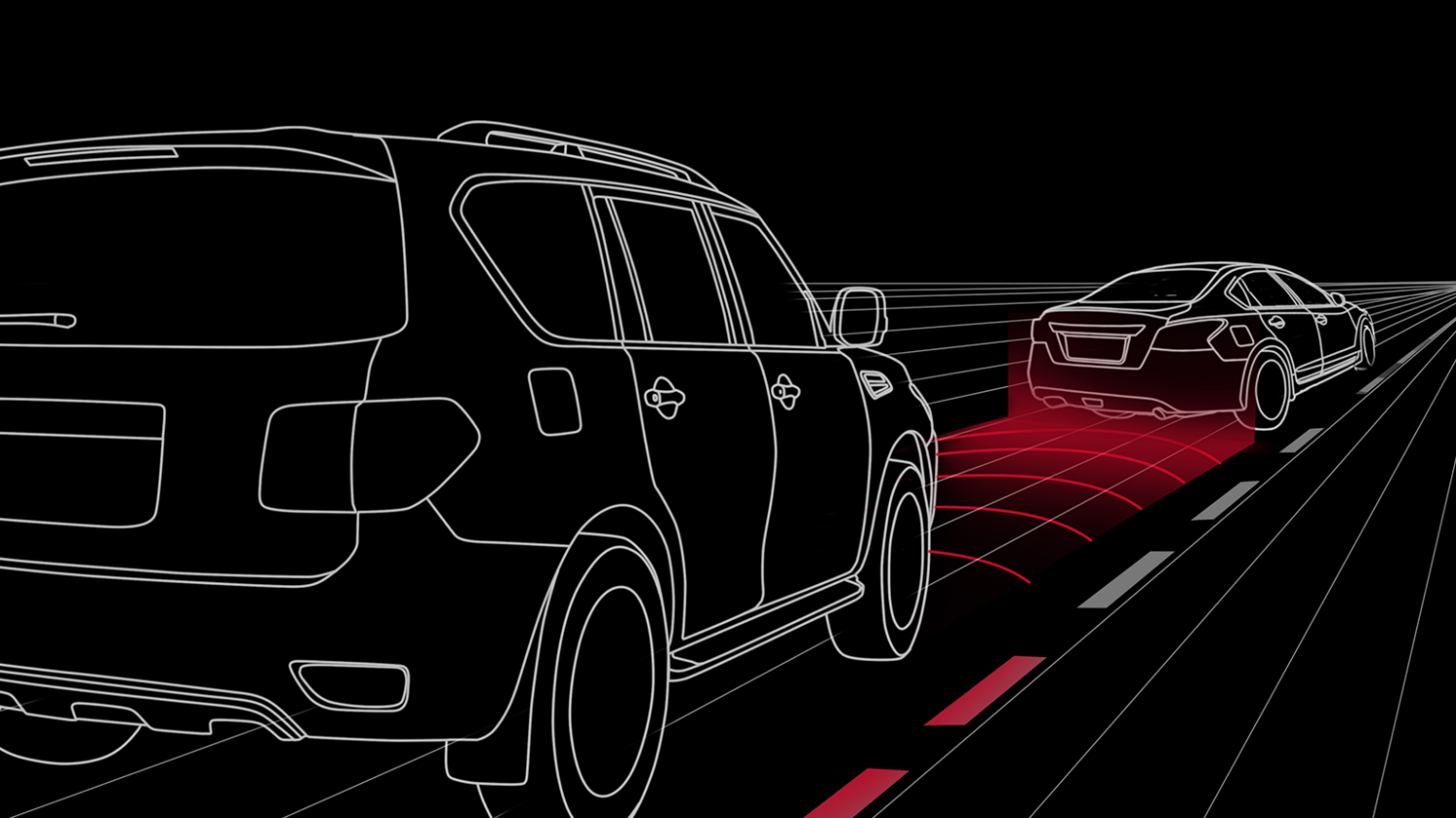 FORWARD COLLISION WARNING WITH INTELLIGENT BRAKE ASSIST