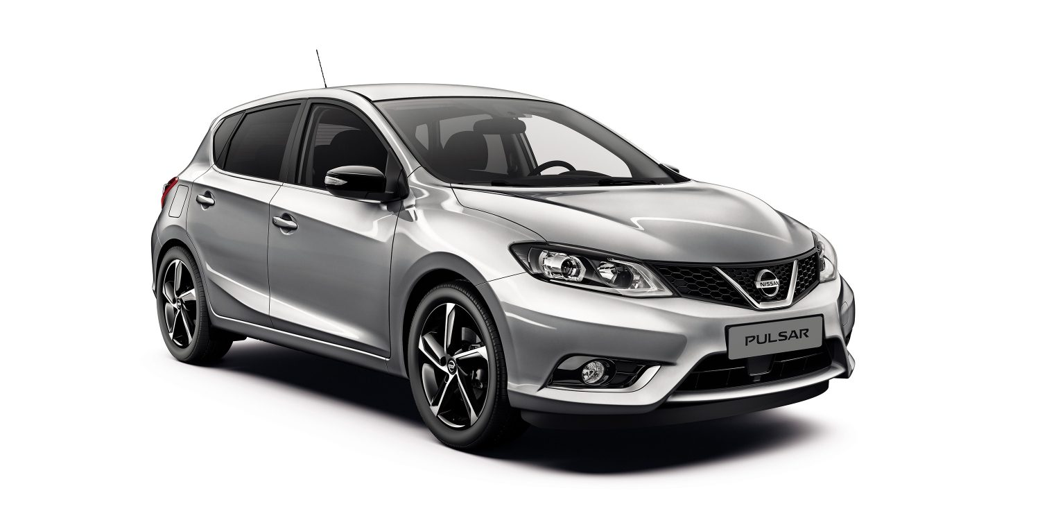 NISSAN PULSAR Black Edition – Design