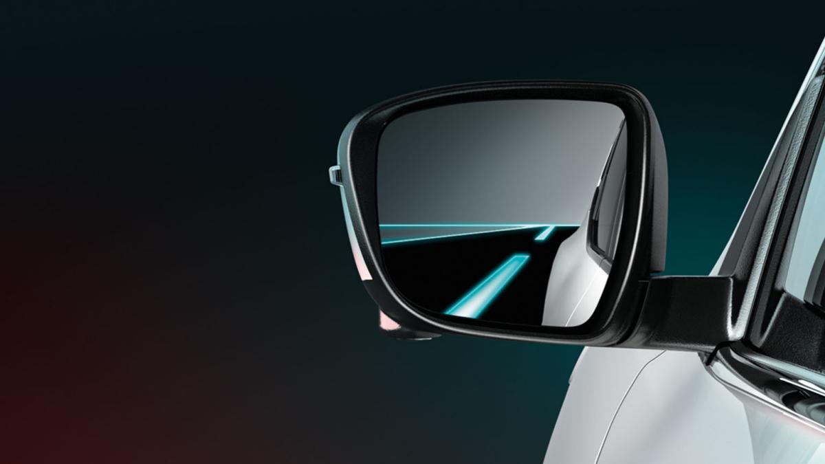 Nissan Qashqai - Blind Spot Warning